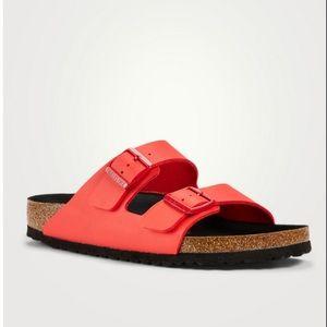 Birkenstock Vegan Birko-flor Arizona Sandals